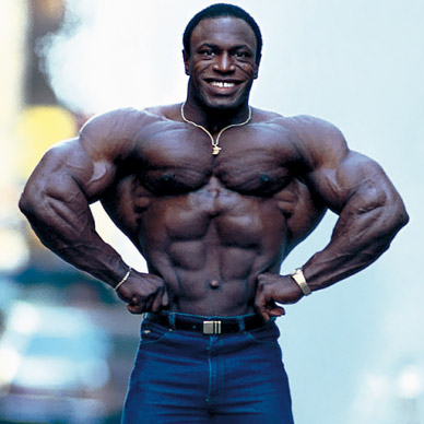 Ли Хейни (Lee Haney)