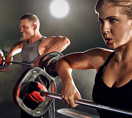 Что такое body pump тренировка?