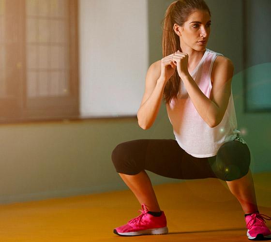 Приседания плие со штангой техника выполнения какие мышцы работают