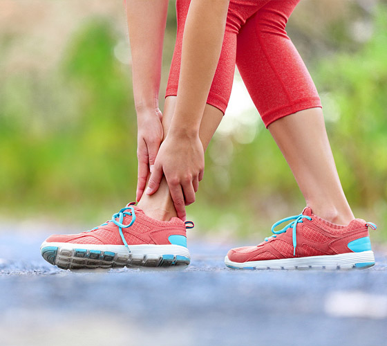 Почему болит передняя большеберцовая мышца при ходьбе и беге