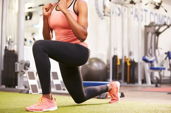 Lower body фитнес