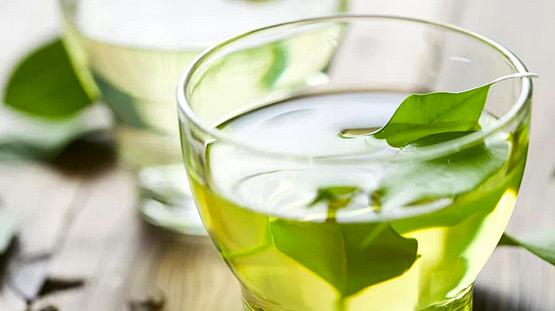 зелёный чай в японской диете